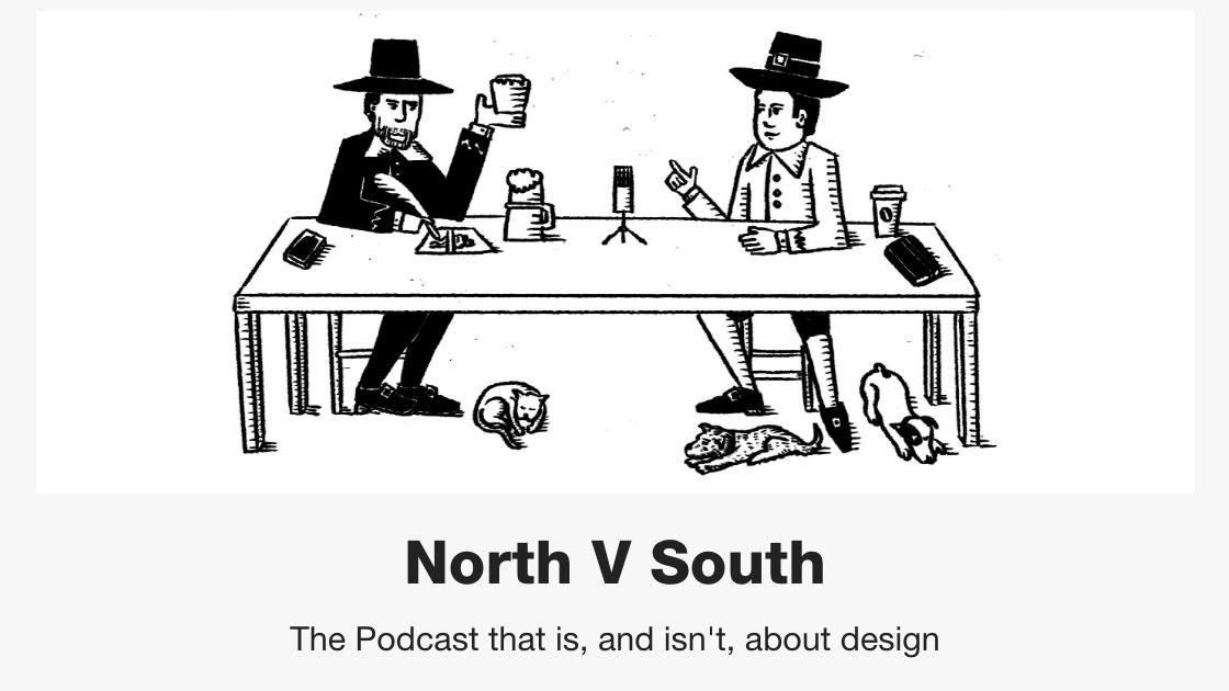 North V South homepage