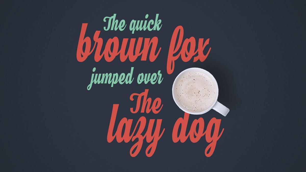 Free retro fonts: Hamster