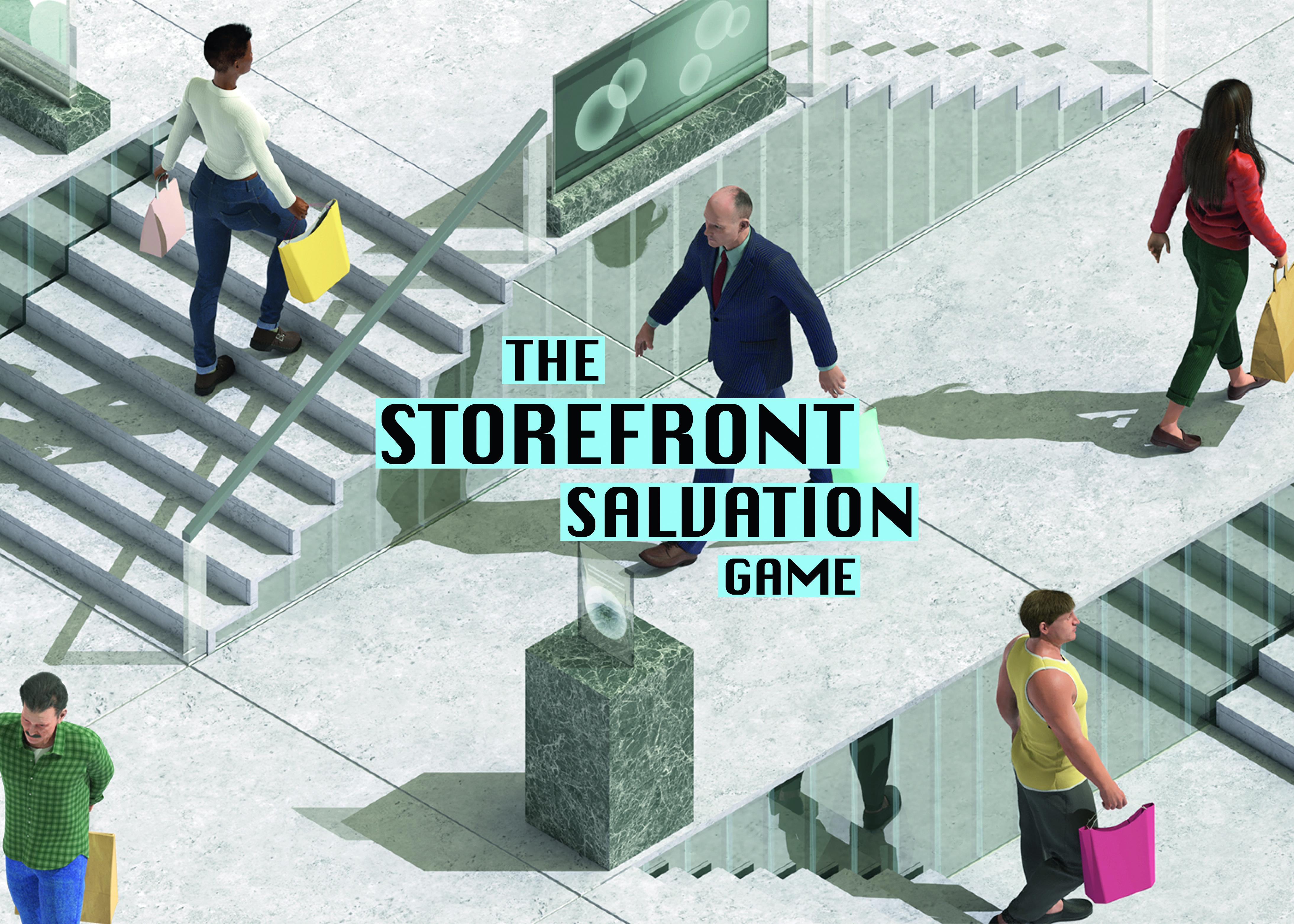 The Storefront Salvation Game
