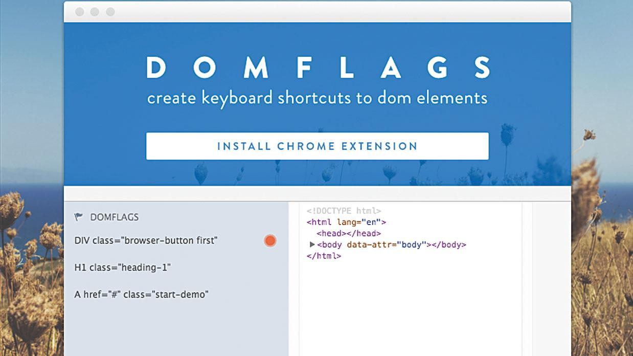 50 free web tools - DomFlags