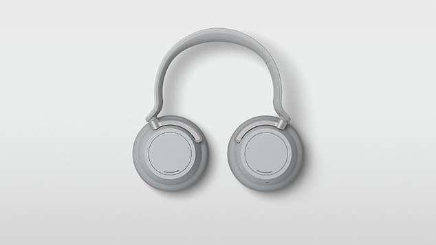 The Surface Headphones are expected to be released in time for Christmas