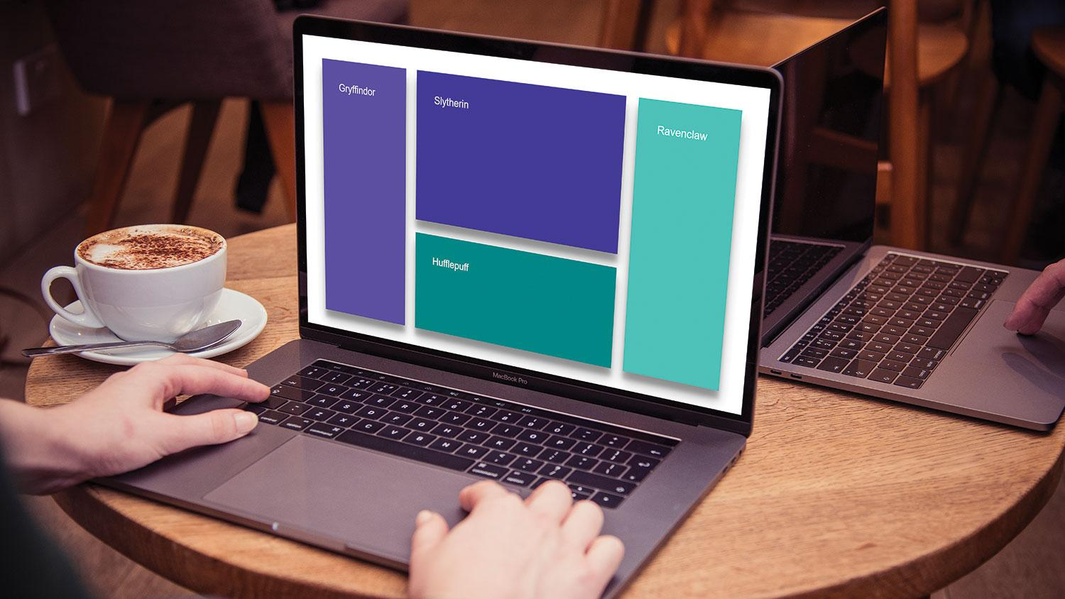 Build print-style layouts with less code than ever before