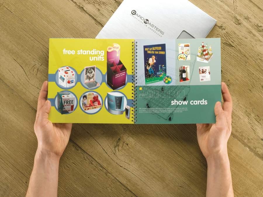 Brochure design: Make an impression