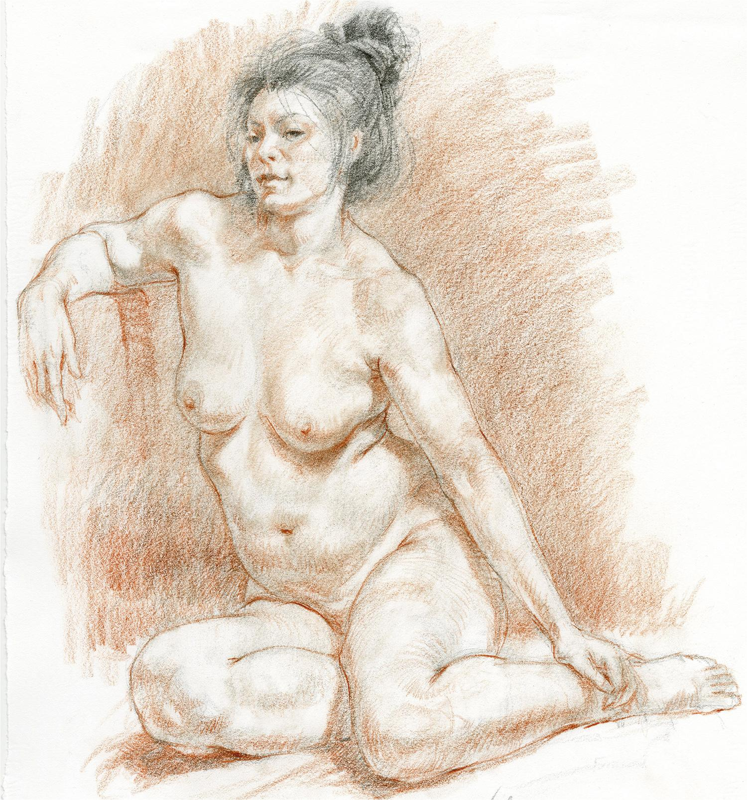 Glenn Vilppu is an industry veteran with half a century-worth of figure drawing experience