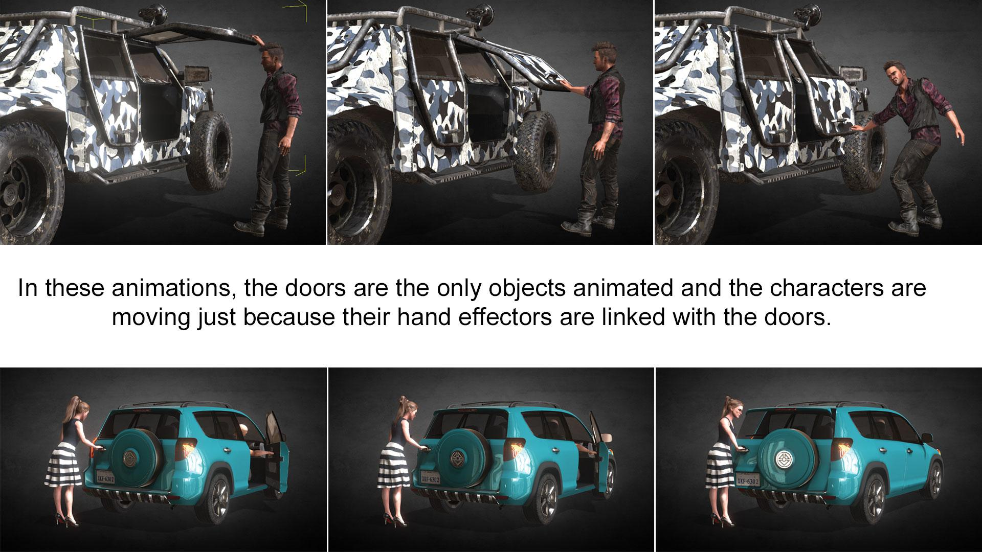 Make vehicle animations with iClone 7: Import the files in 3ds Max