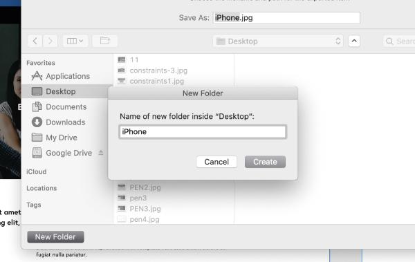 export files Affinity Designer
