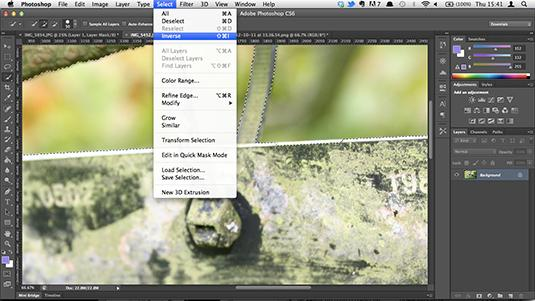 Photoshop mistakes: failing to use shortcuts