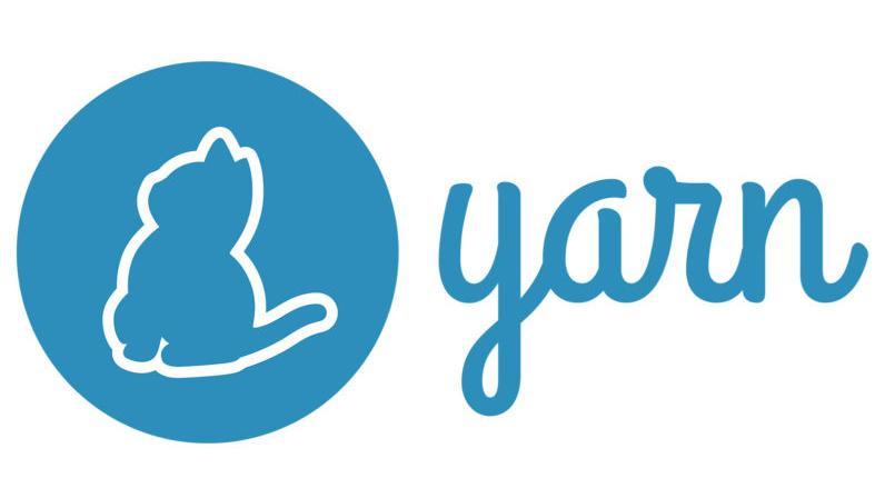 Yarn landing page