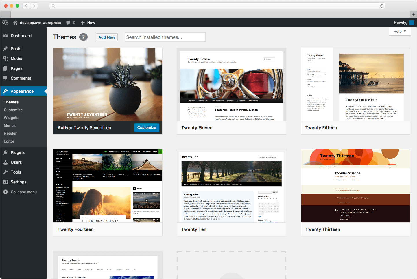 Wordpress - free graphic design software