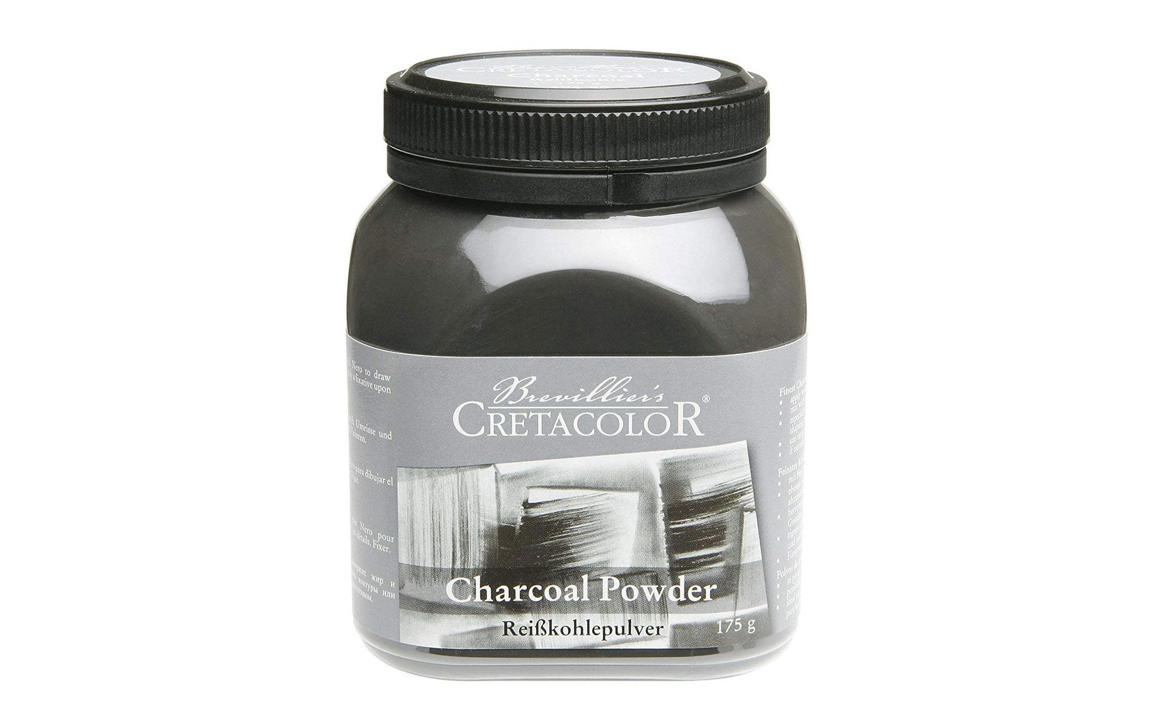 Cretacolor charcoal powder