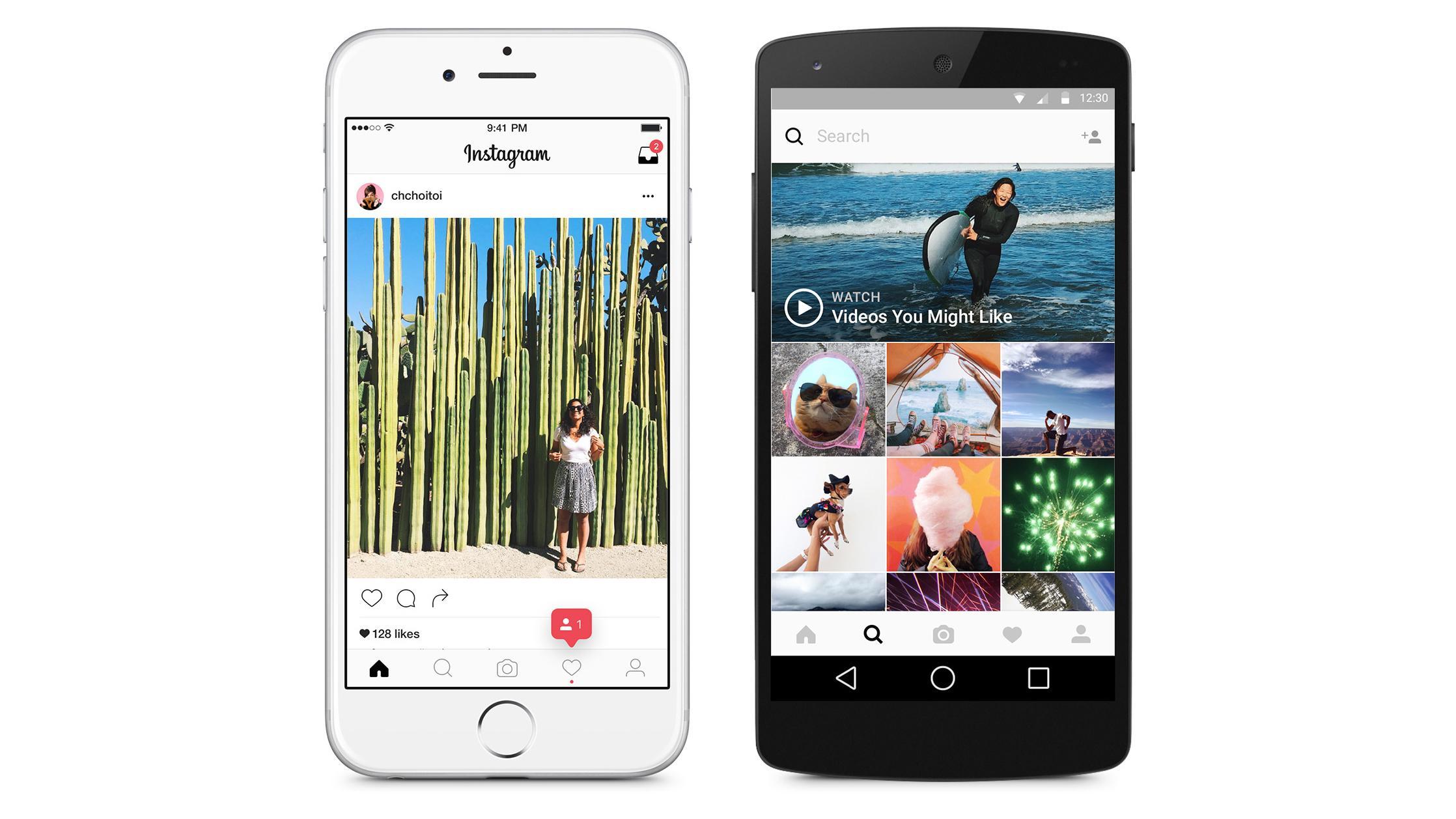Best photo apps: Instagram