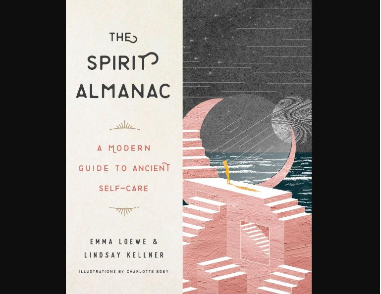 Cover for The Spirit Almanac