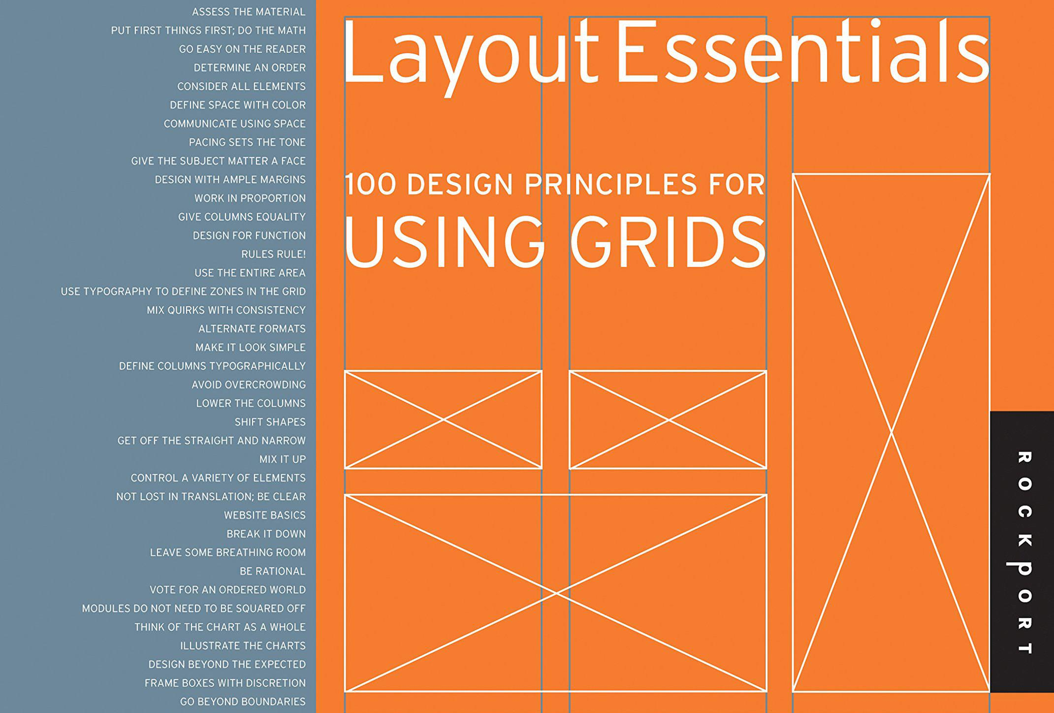 You need to know the rules of using grids before you can break them