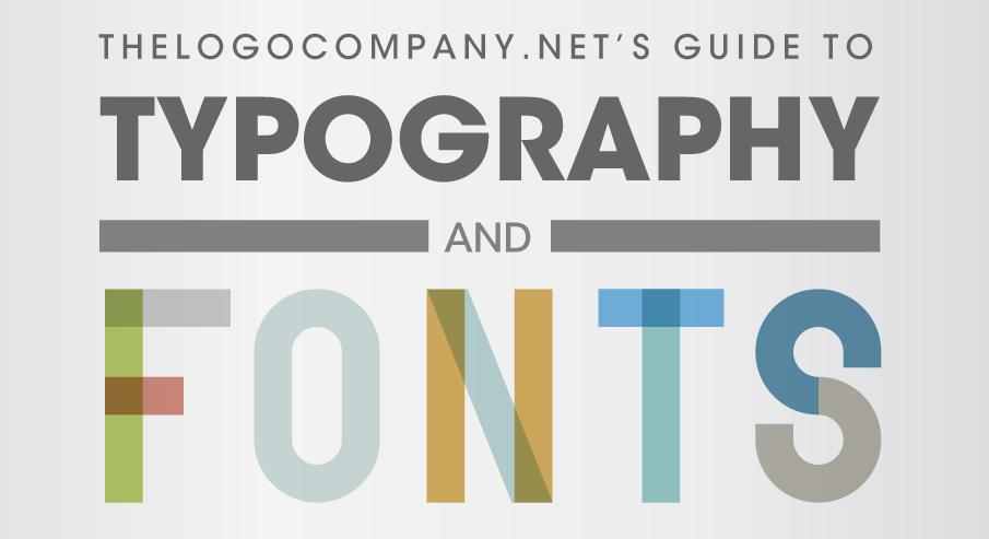 The best infographics: Typography and Fonts