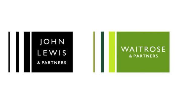 John Lewis and Waitrose logos