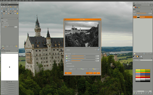 The 9 best alternatives to Photoshop: GIMP