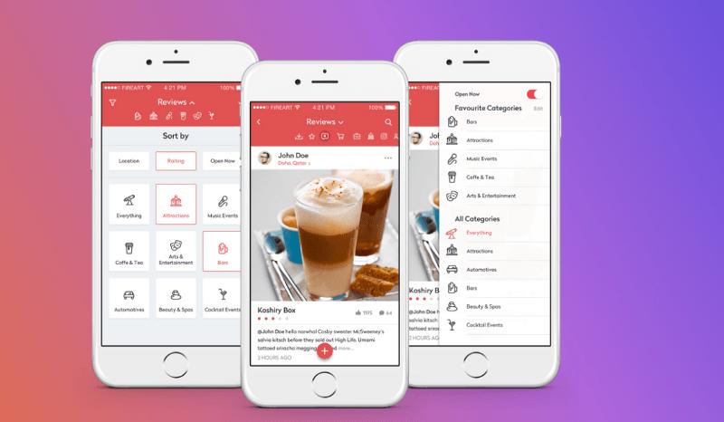 Lifenr app