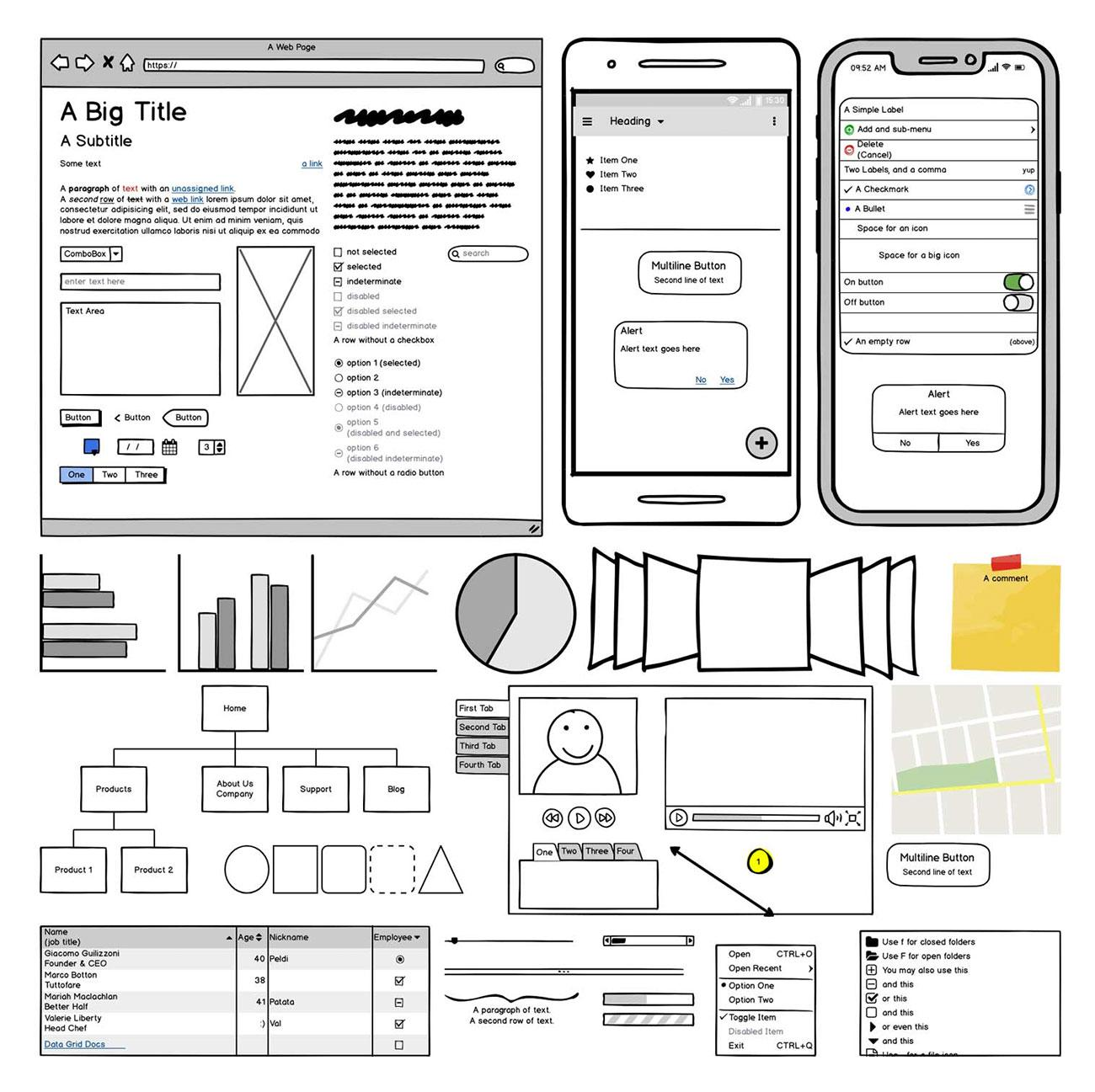 20 best UI design tools: Balsamiq
