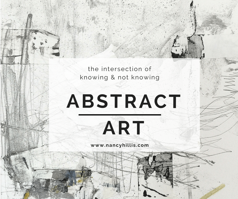 Promo for Abstract Art course