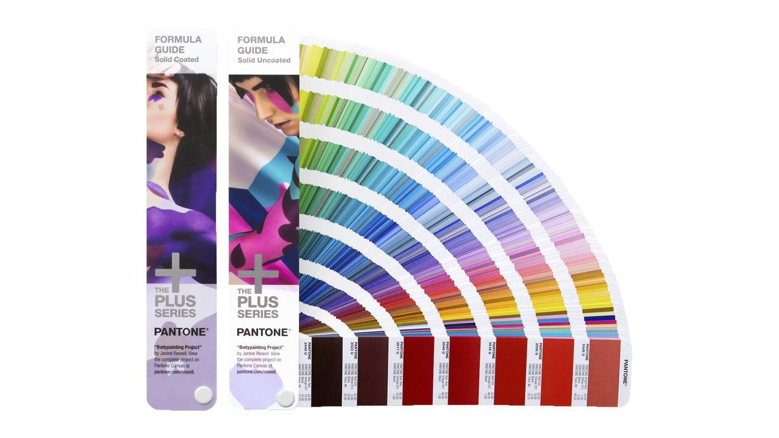 Pantone Plus ColorBridge: Coated and Uncoated