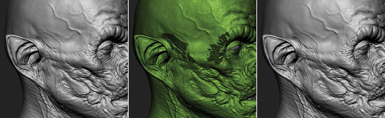 15 tips to master ZBrush: Make use of Sculptris Pro