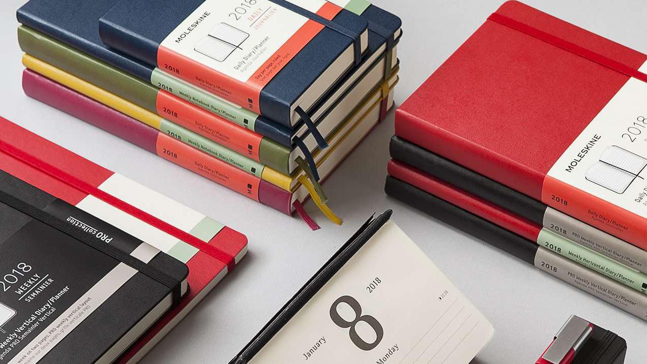 Moleskine Ruled Cahier notebook