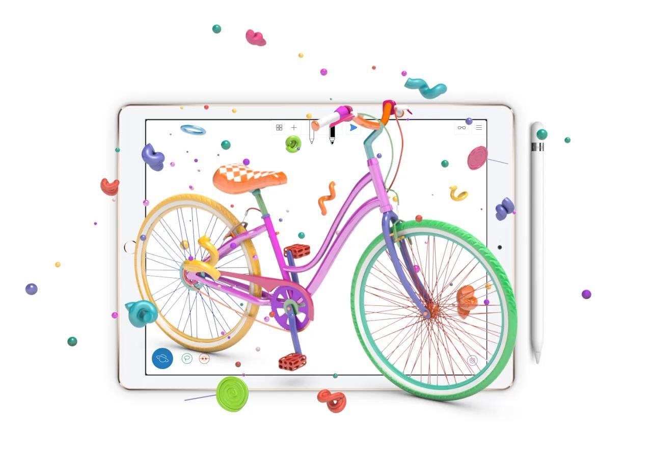 uMake iPad app
