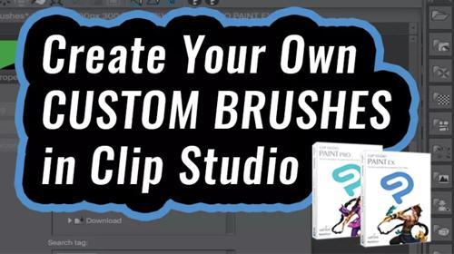 Custom brushes tutorial
