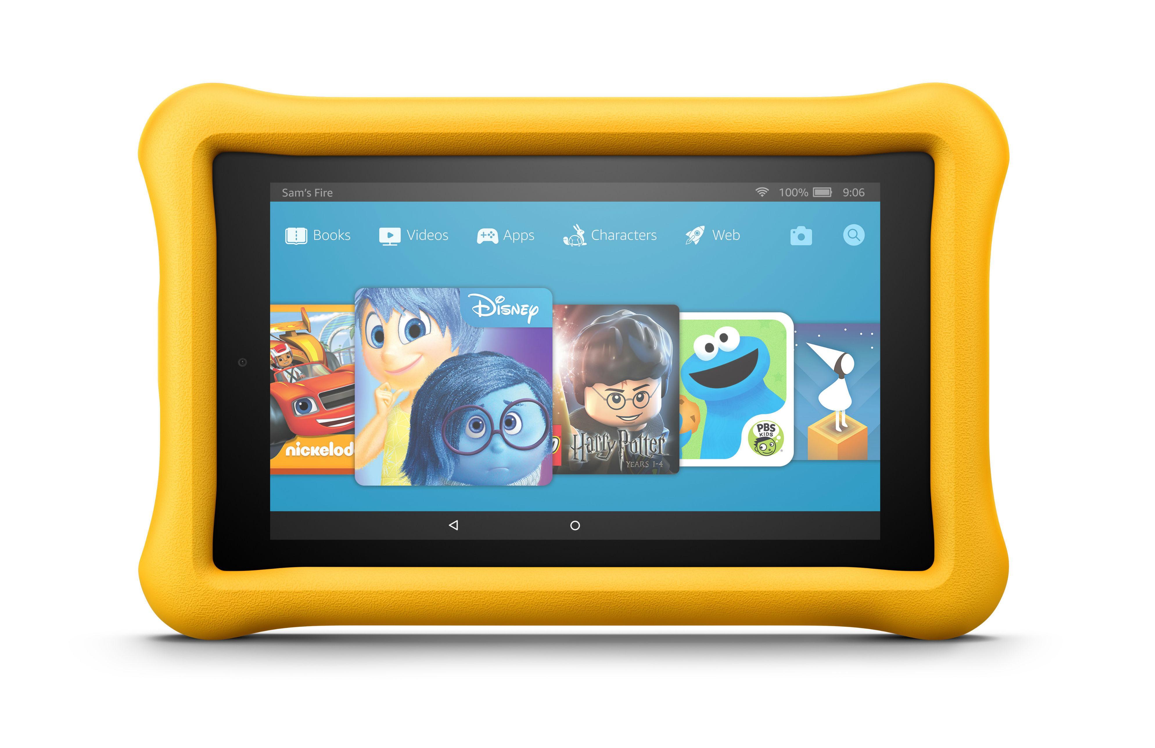 Amazon Fire Kids tablet