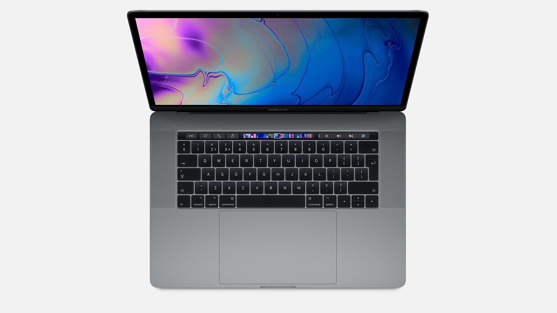 MacBook Pro with Touch Bar (2018)