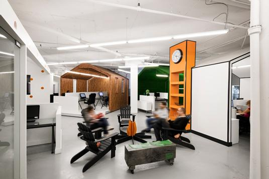 Cool designs offices