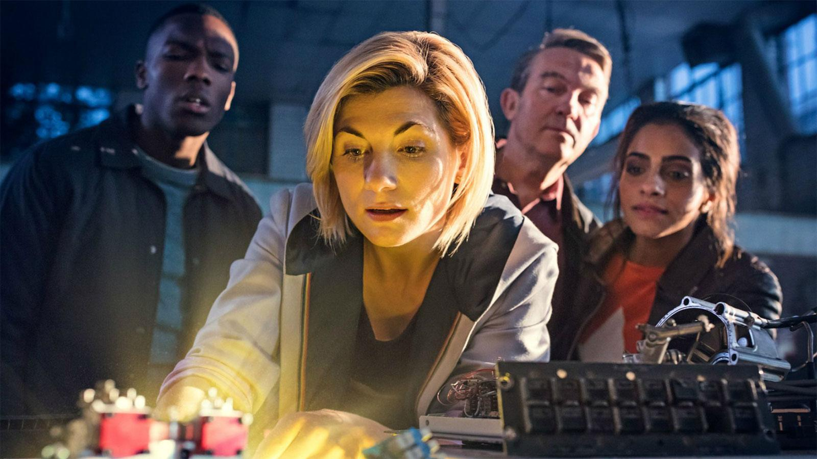 Doctor Who latest series