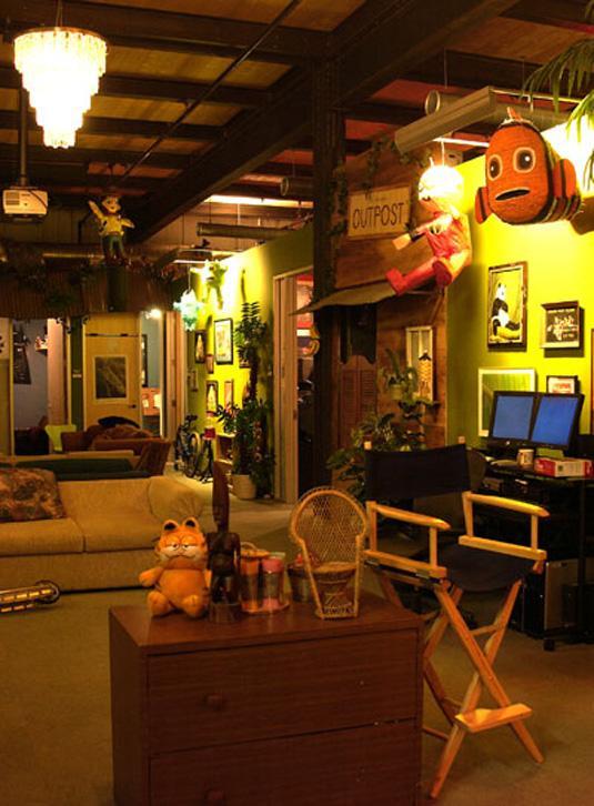 pixar design office