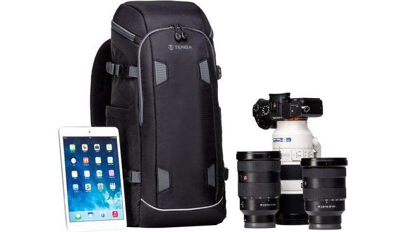 Tenba Solstice backpacks