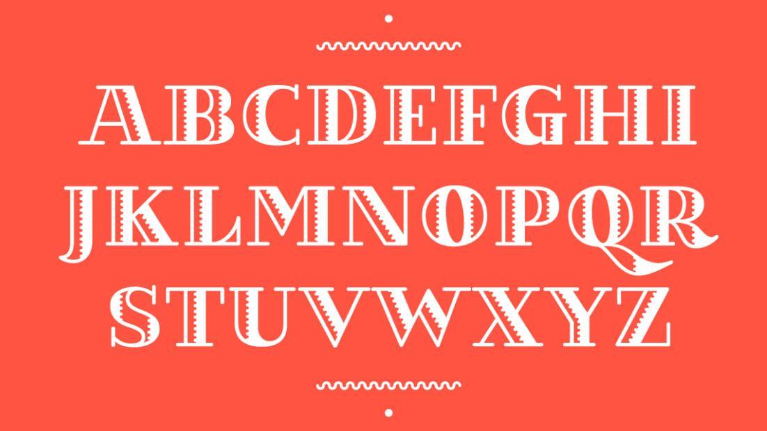 Kilauea free font