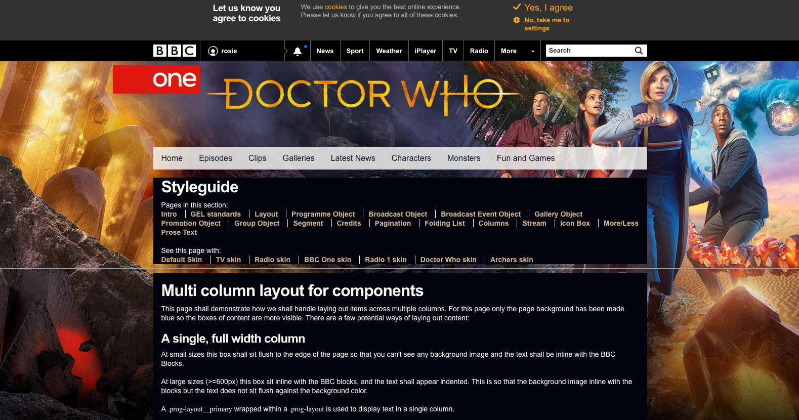 The BBC style guide