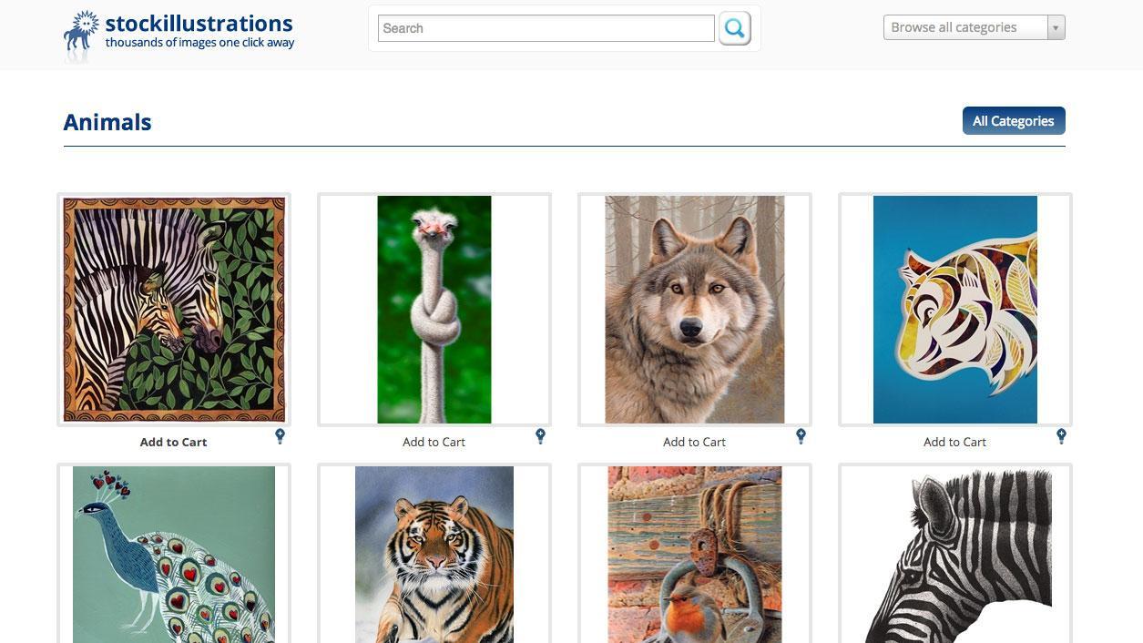 Stock Illustrations
