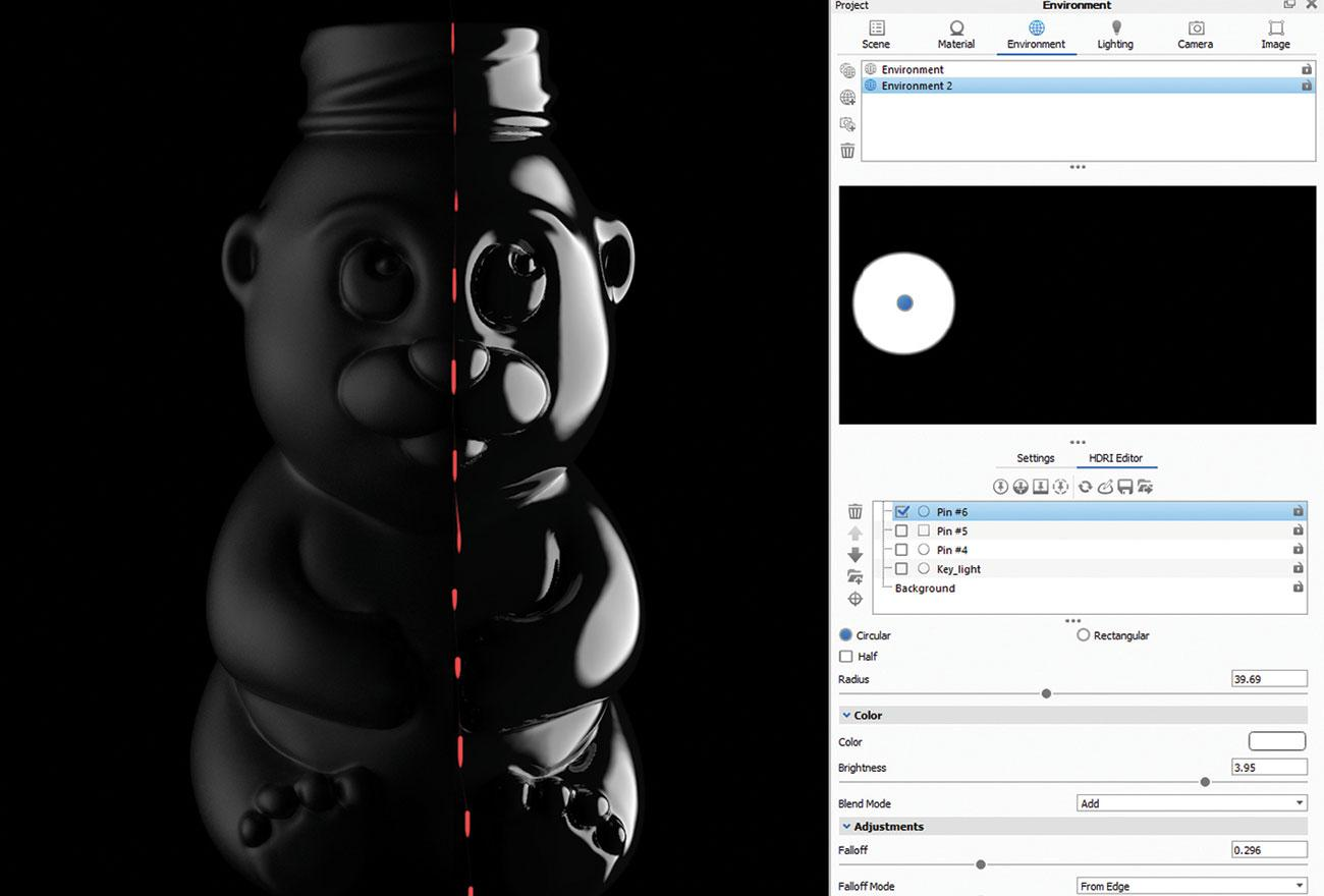 KeyShot rendering tips: Render gloss pass