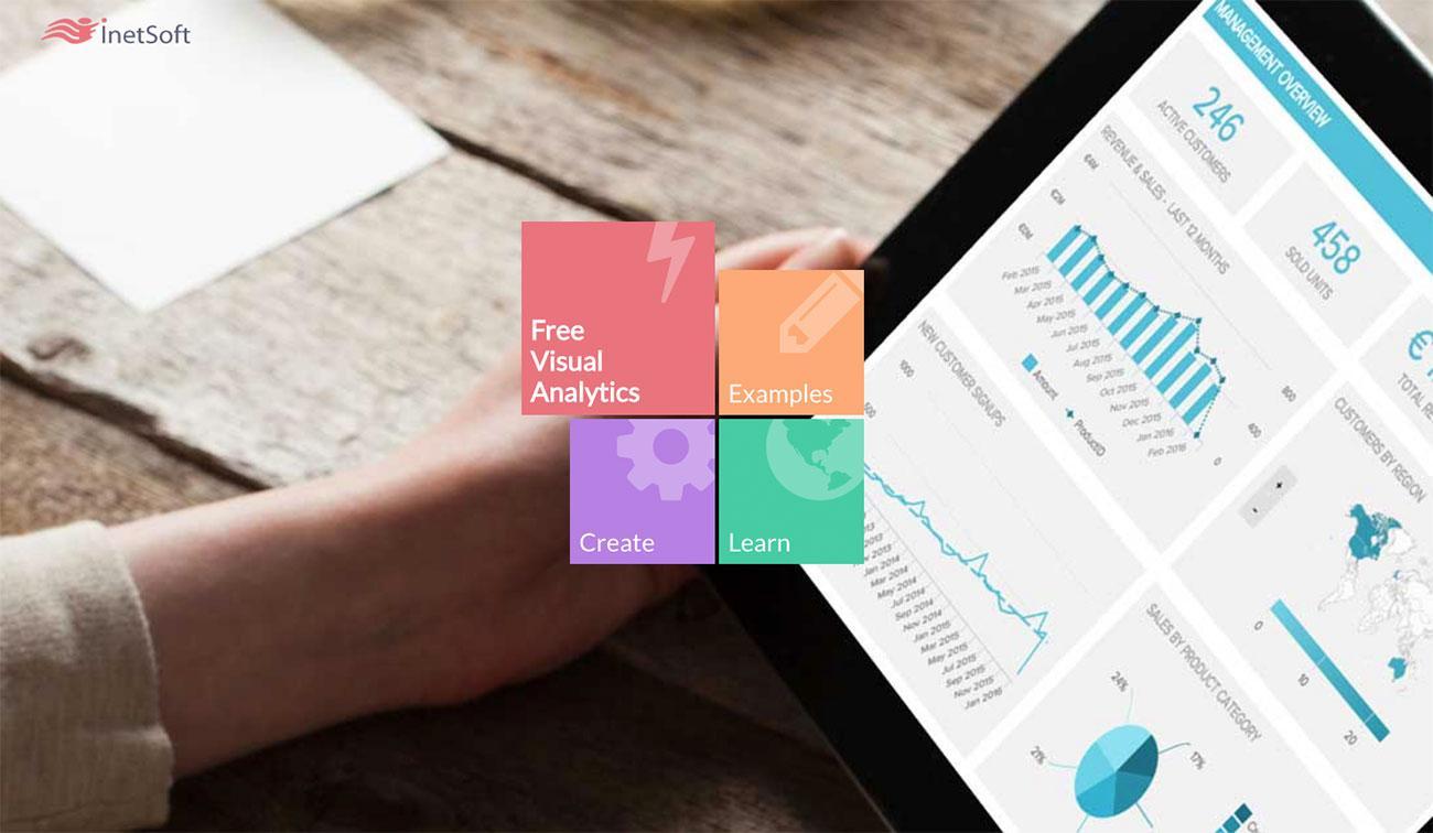 Dataviz tools: Visualize Free