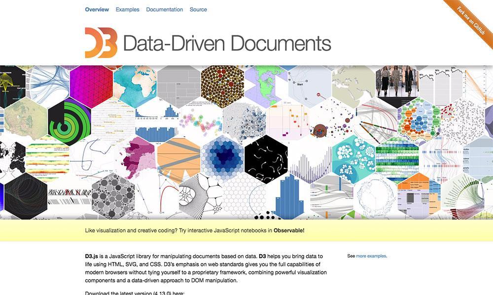 D3 homepage