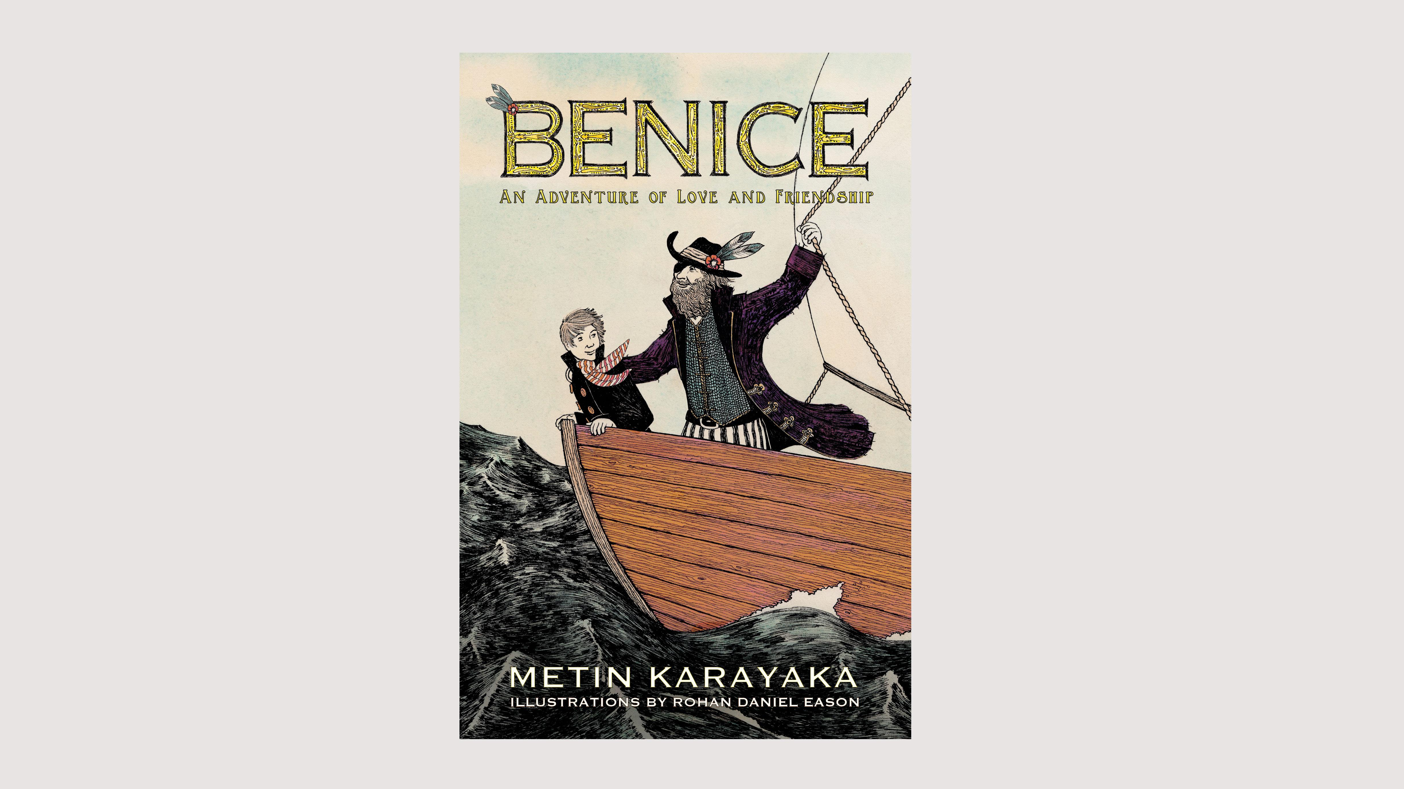 Benice illustrated book