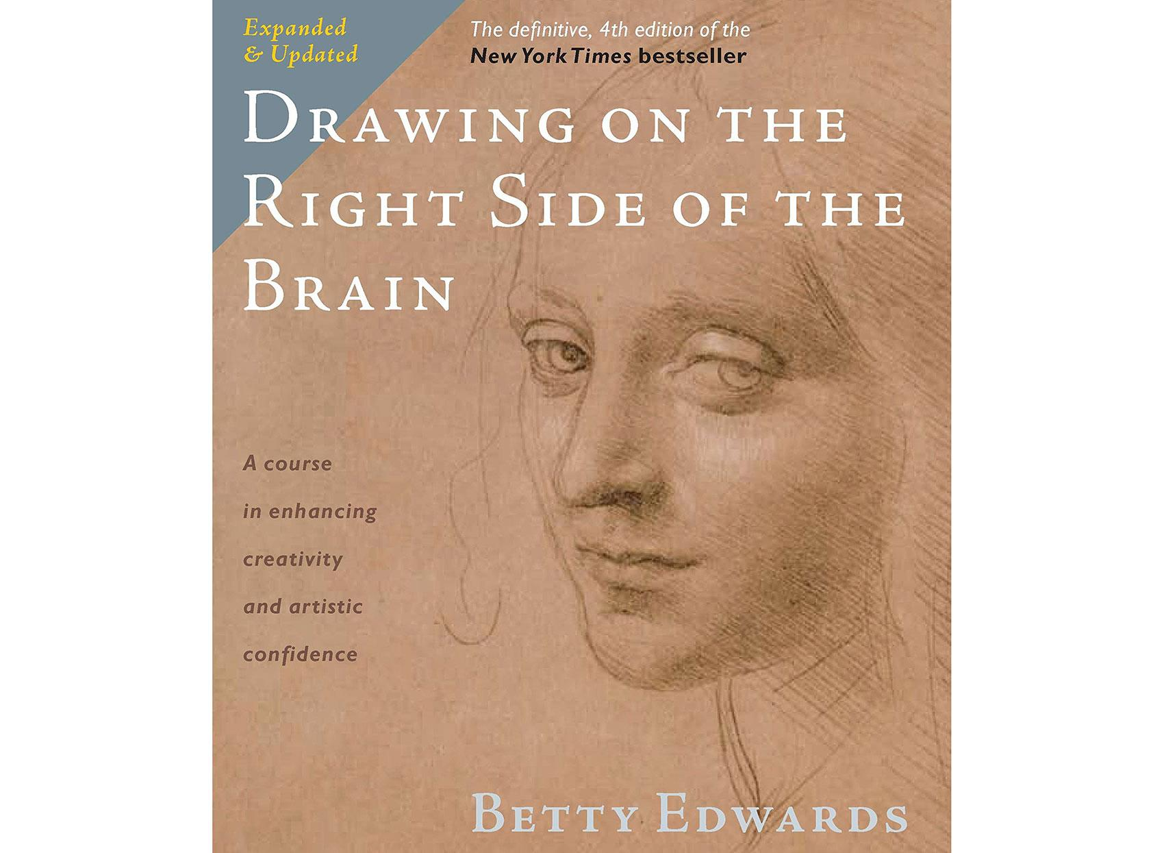 Best drawing books: Drawing on the right side of the brain