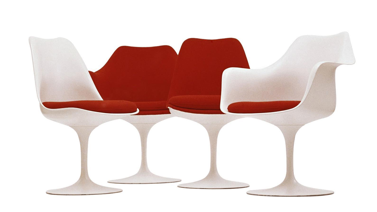 Midcentury modern design: Tulip chair
