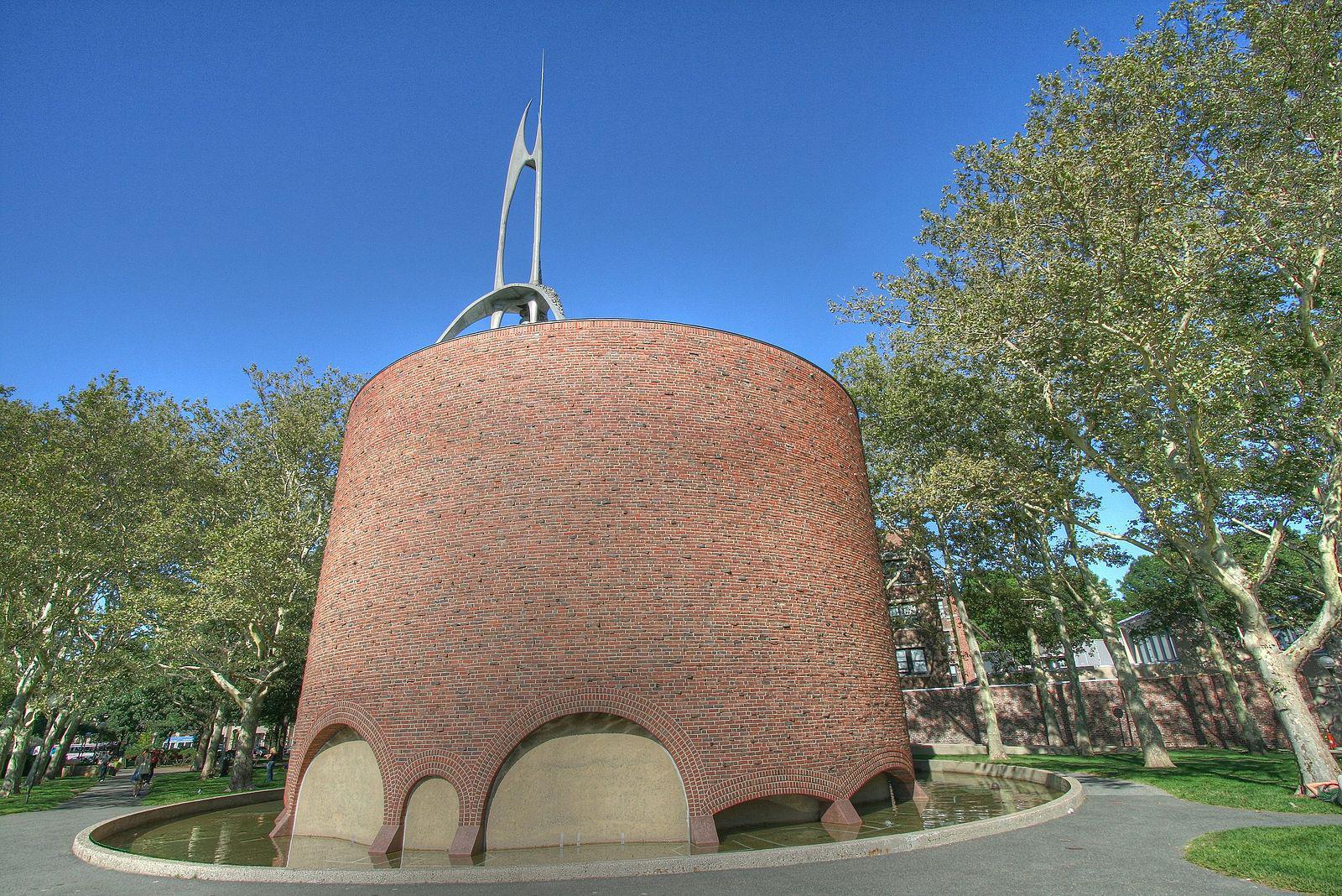 Mid-century modern design: MIT chapel