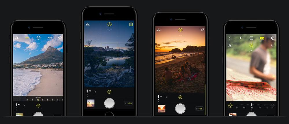 Best photo apps: Halide