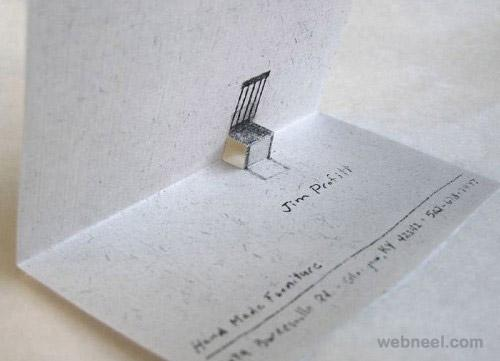 Business cards: Jim Profitt