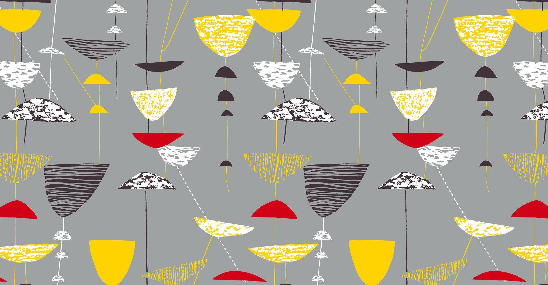 Mid-century modern design: Lucienne Day