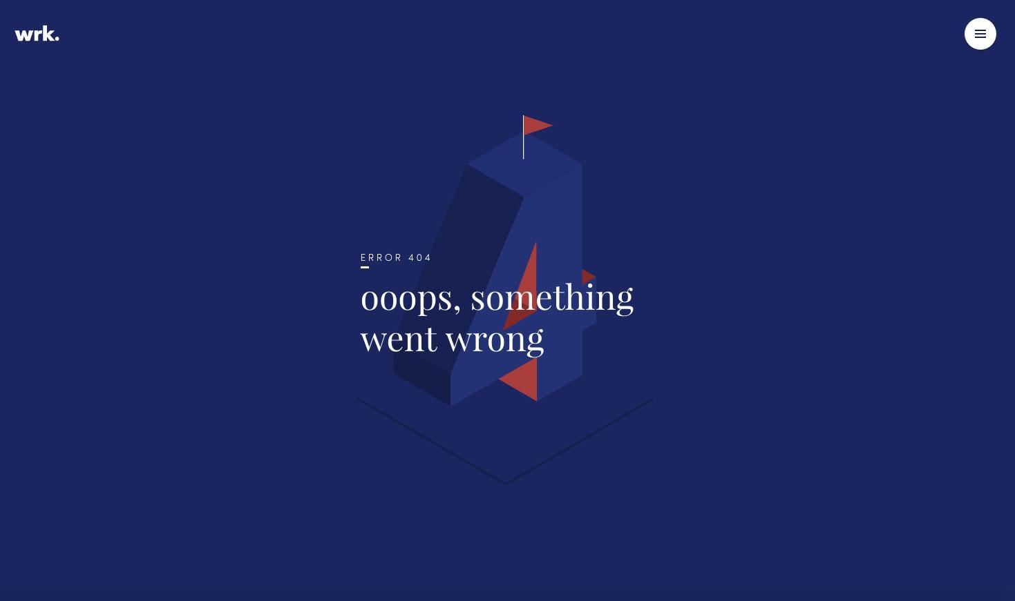 waark 404 page