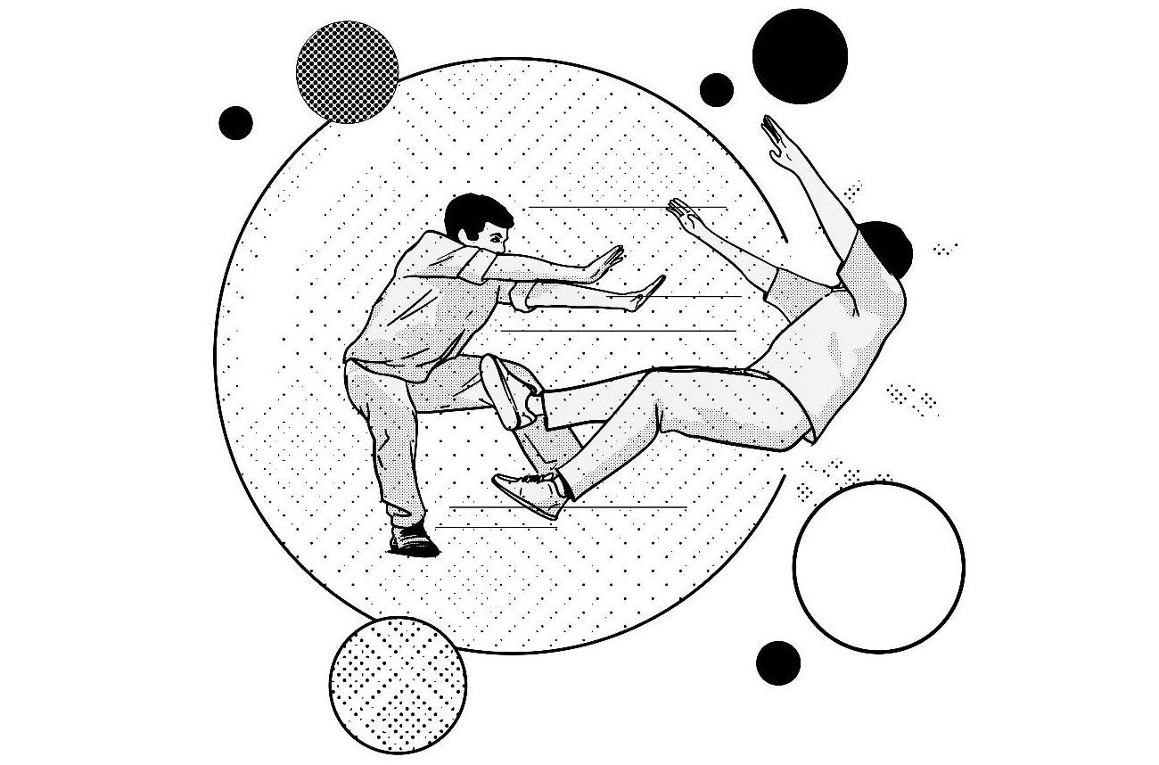 Collaboration is essential to push designers outside of their comfort zone [Illustrations: Bert Musketon]