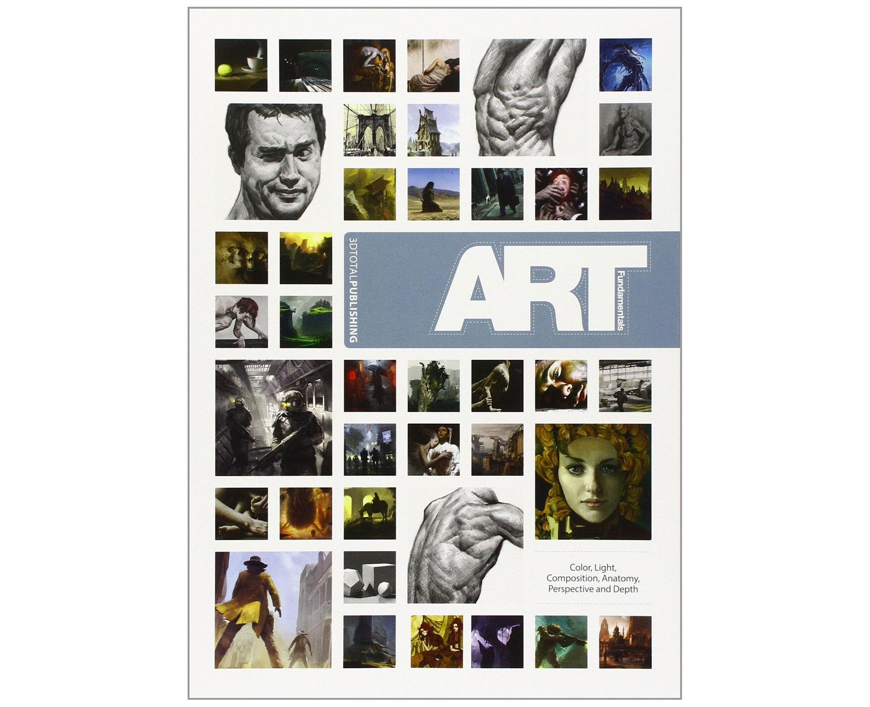 Best drawing books: Art Fundamentals